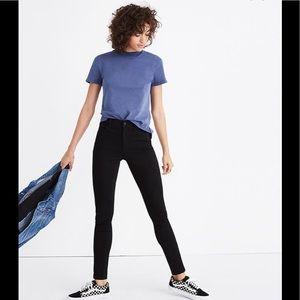 Madewell Tall Roadtripper Jeans Black NWT 31